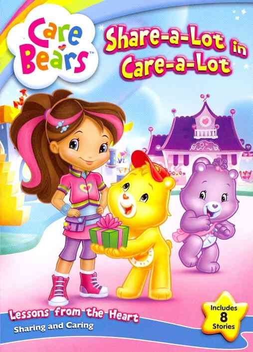 CARE BEARS:SHARE A LOT IN CARE A LOT BY CARE BEARS (DVD)