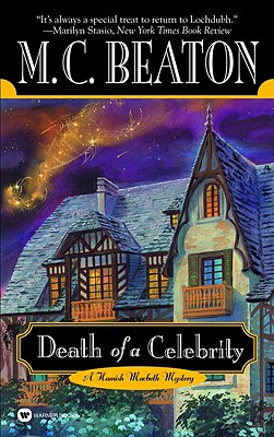 Death of a Celebrity By Beaton, M. C.