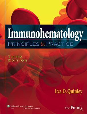 Immunohematology By Quinley, Eva D.